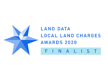 Local land charges awards 2020