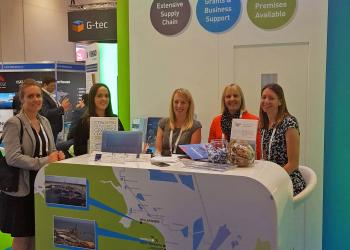 East of England Energy Zone stand