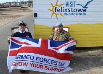 Suffolk armed Forces Weekend 2017