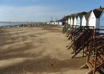 central fx with beach huts